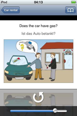 Jourist Visual PhraseBook German