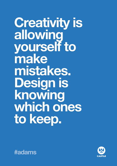 Design Quotes #7 Art Print