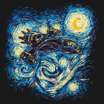 Starry Night + Serenity by Twenty27 Design