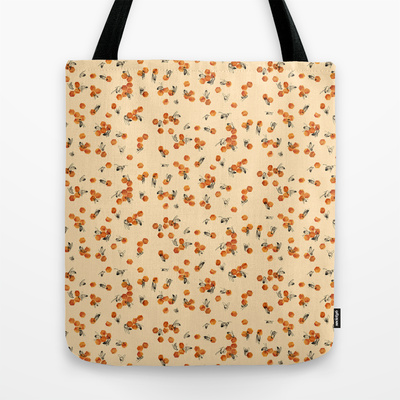 Bees and the Honey Tote Bag