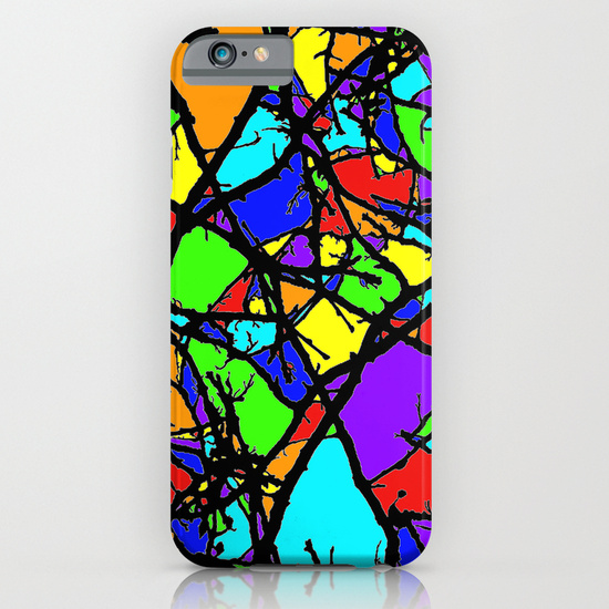 colourful iphone mobile phone case