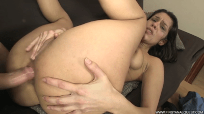 Samia Takes It Deep And Hard In The Ass