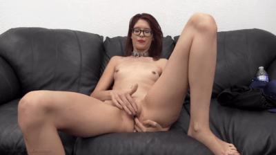 New Redhead Masturbating On Camera