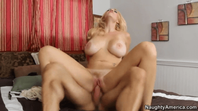 Busty Blonde Mommy Charlee Chase