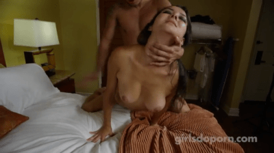 Cutie With Perfect Tits Gets Fucked