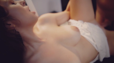 Fresh Natural Titted Babe In Passion