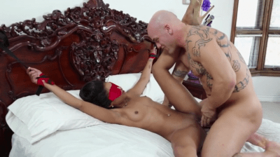 Interracial Bondage Games