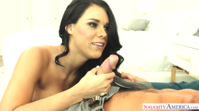 Outgoing Mistress Shows Her True Abilities
