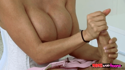 Horny Mom Seduces And Bangs Teen