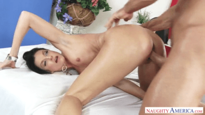 Masseuse Pussy Gets A Proper Sweet Fuck