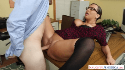 Naughty Office Employees Explore Other Opportunities