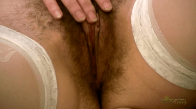 Curly And Bushy