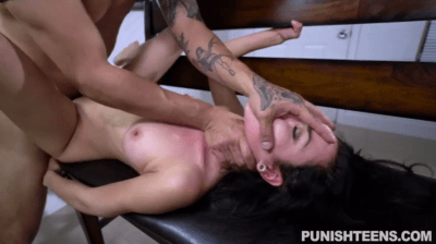 Punishing Kinky Creep