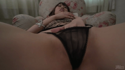 Chisa Hoshino Enjoys Rubbing The Pussy In Solo Scenes