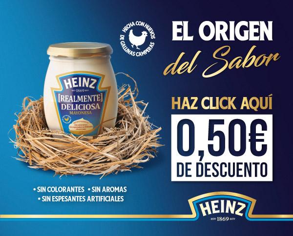 El origen del Sabor HAZ CLIC AQUÍ 0,50€ de descuento