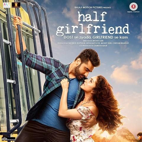 Half Girlfriend 480p HDTV 369 MB