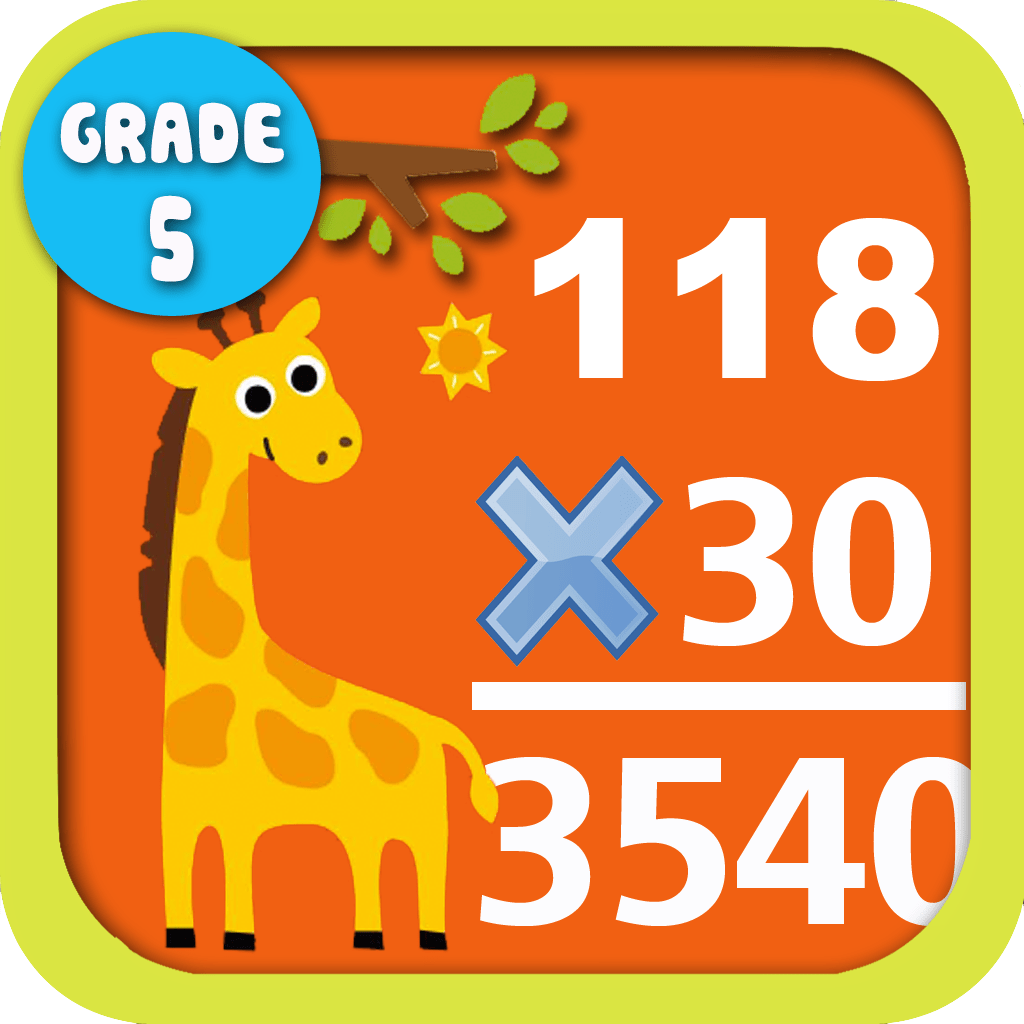Kids Math Multiplication Worksheets Grade5 3 49 Mb