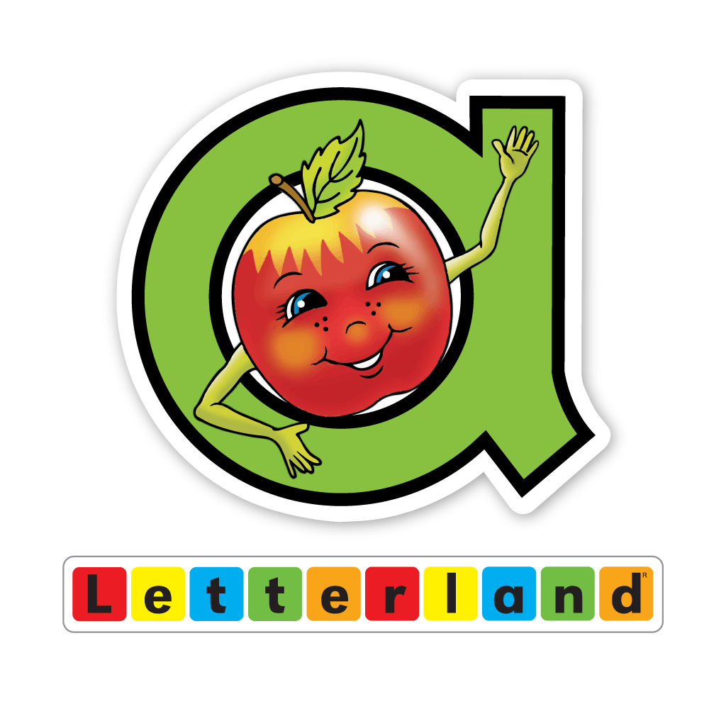 Letterland Stories Annie Apple