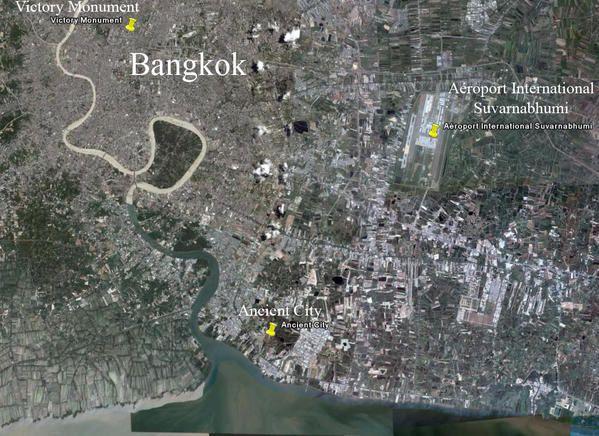 vue google earth ancient city