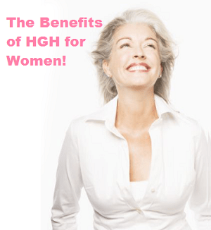 Benefits of HGH For Women