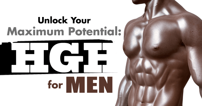 HGH For Men Benefits