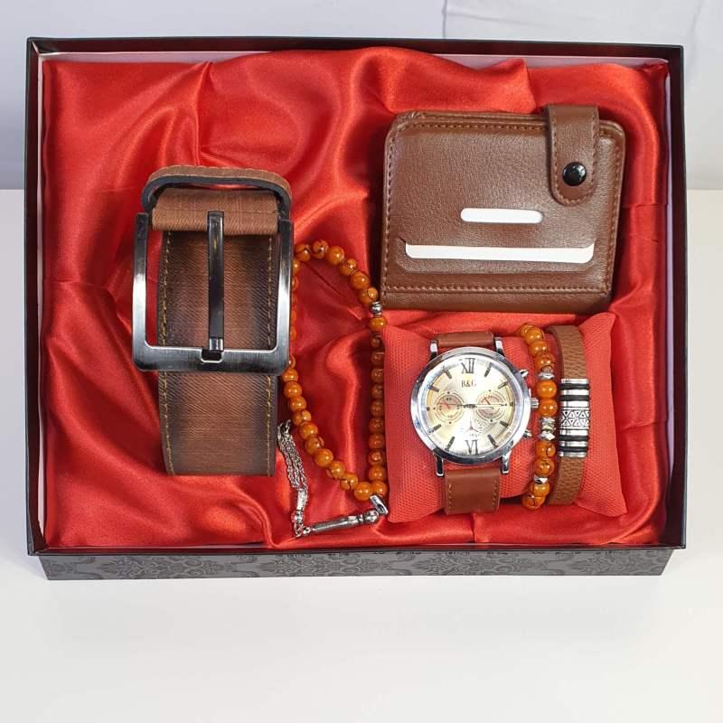 طقم ساعة – اكسسوار رجالي