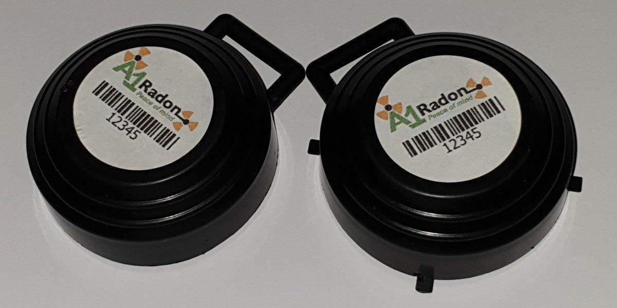 3 month radon gas test kit A 1 Radon