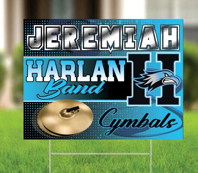 Harlan Band Sign Jeremiah
