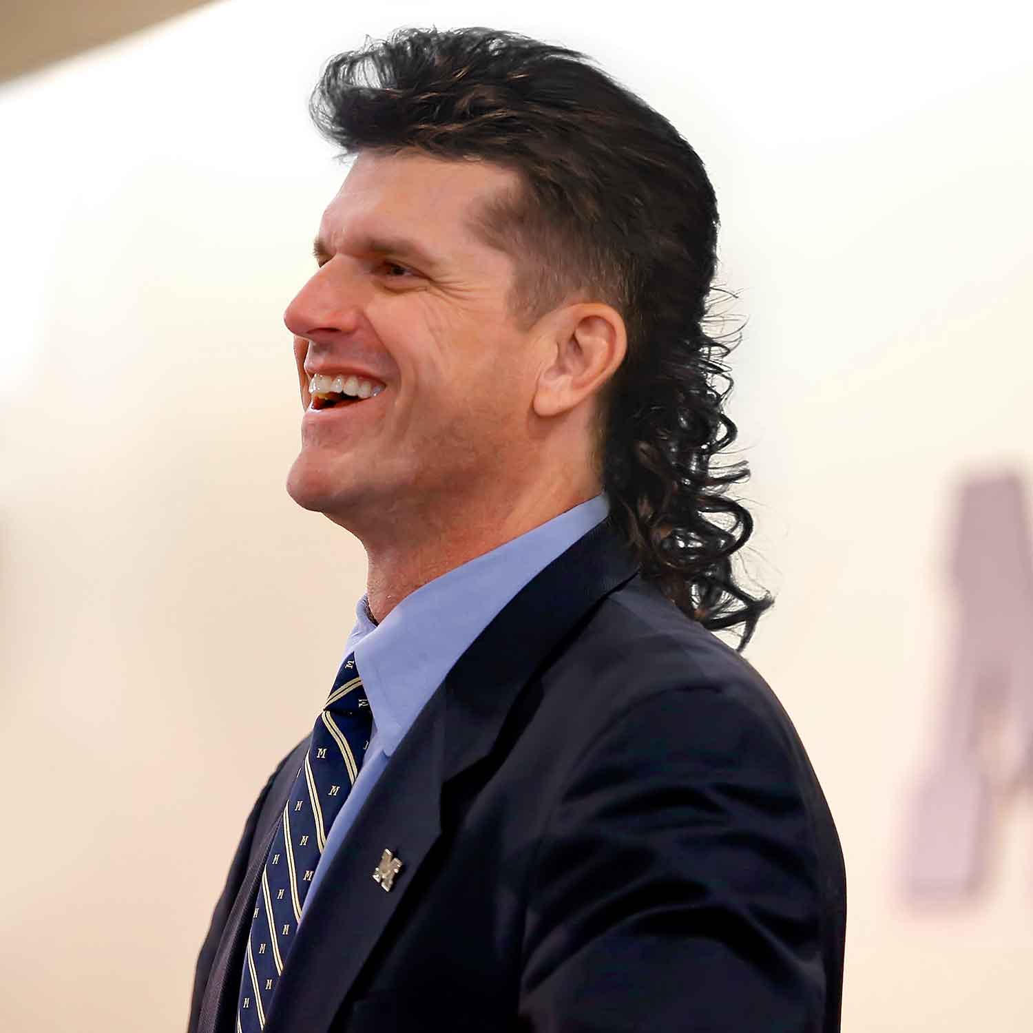 Mullet Makeover What LeBron James Tom Brady And Tiger