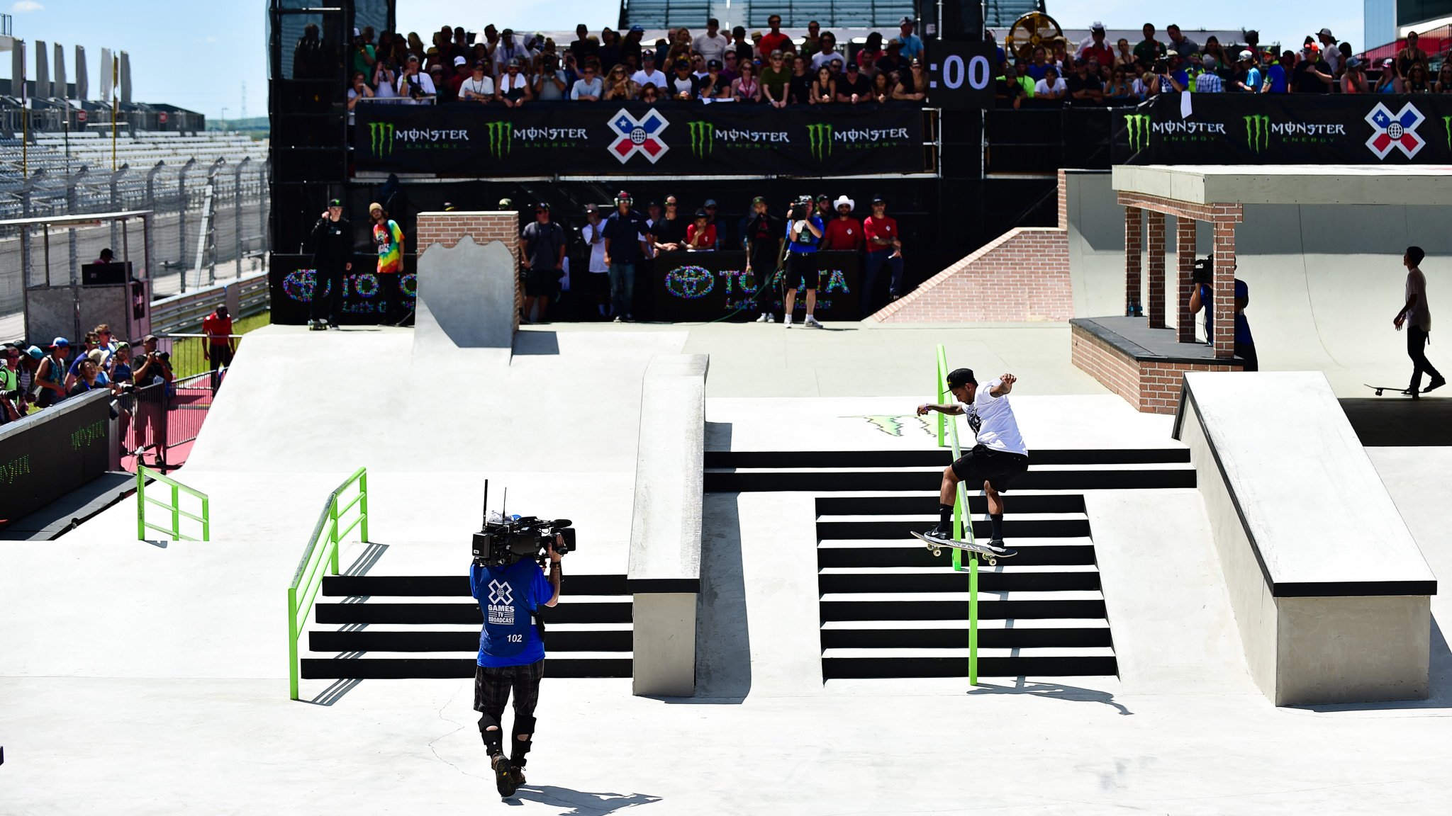 Chaz Ortiz's Official X Games Athlete Biography