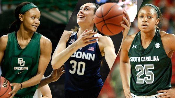 espnW's Preseason All-America women's college basketball teams
