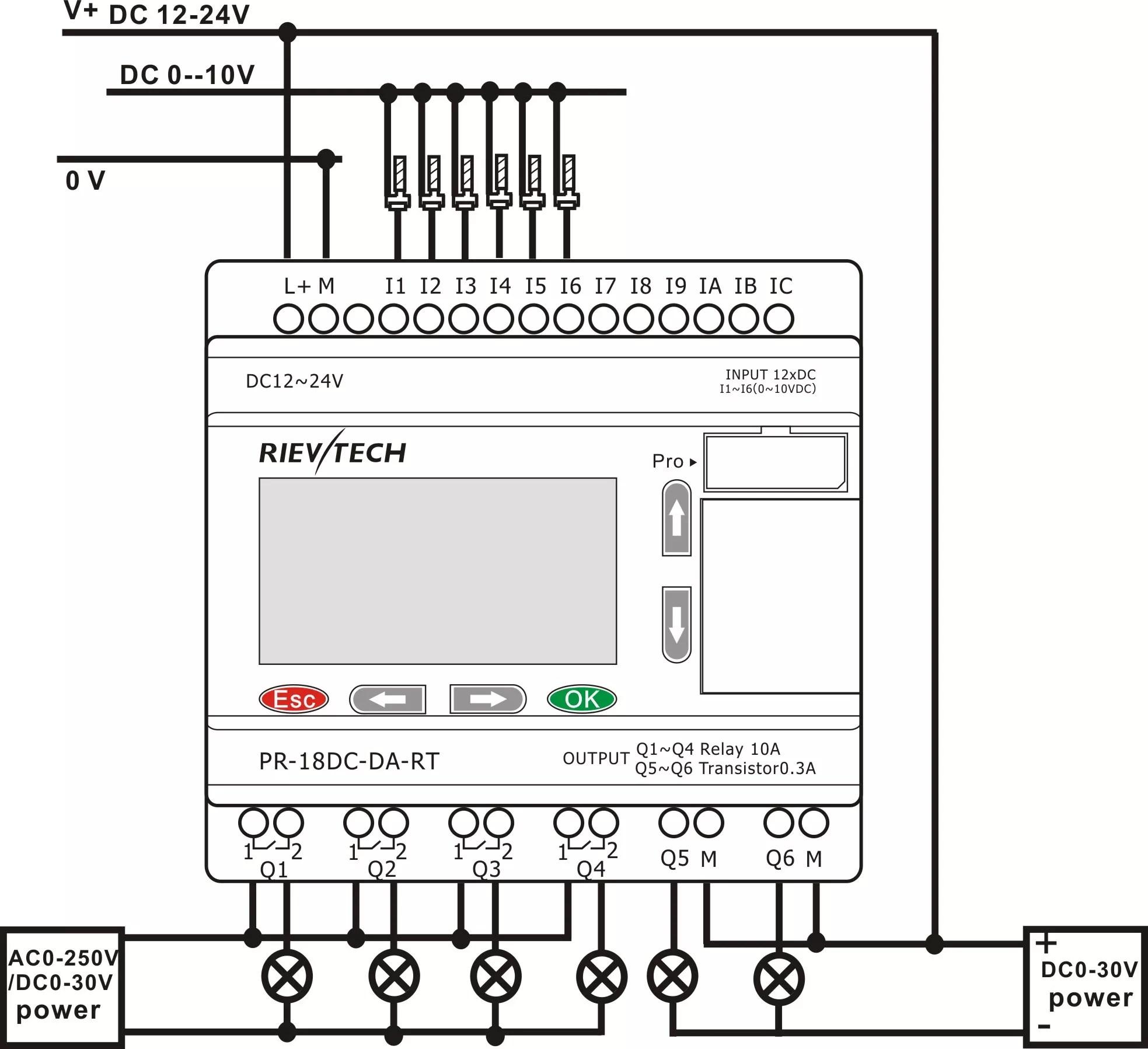 wiring diagram plc omron efcaviation com MCR Wiring-Diagram Motor Control Wiring Diagrams
