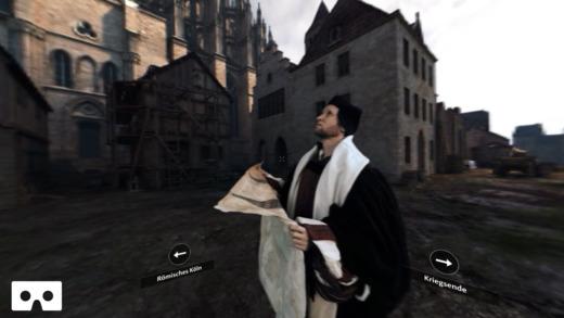WDR 360 VR Screenshot