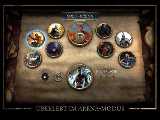 The Elder Scrolls: Legends - Heroes of Skyrim Screenshot