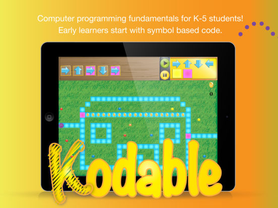 Kodable - K-5 Coding Curriculum for Elementary Screenshot