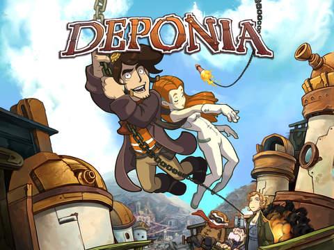 Deponia Screenshot