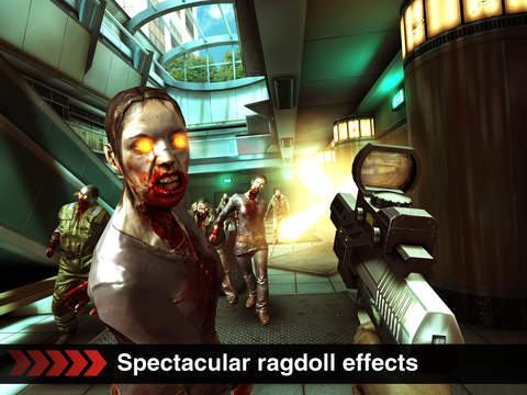 DEAD TRIGGER Screenshot