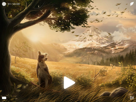 Windy ~ Schlaf Entspannung Meditation Achtsamkeit Screenshot