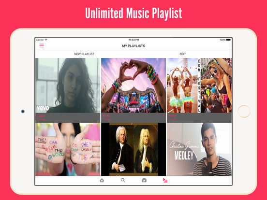 VidMate: Free Video Music Player Screenshot