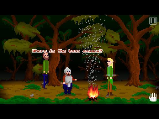 Paul Pixel - The Awakening Screenshot