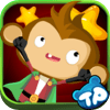 TribePlay - Super Monkey Jr. - Mini Games For Kids artwork