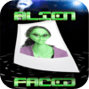Fragranze Apps Limited - AlienFaced - The Alien Face Booth artwork