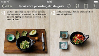 Screenshot do app Foto-Receitas - Fáceis e rápidas