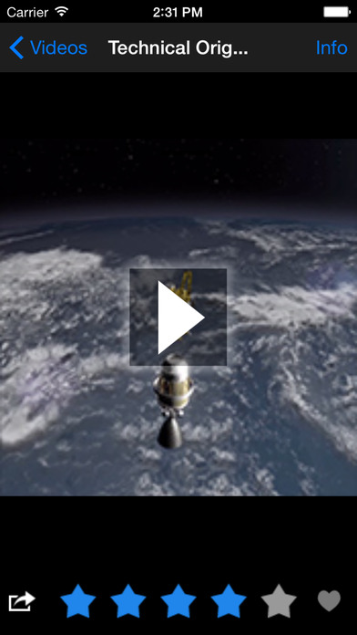 Space Images Screenshot