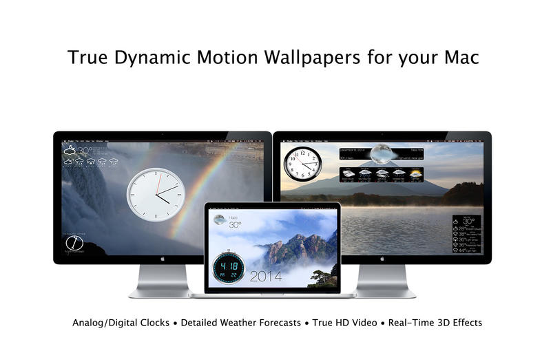 Mach Desktop for Mac 2.9.1 激活版 - 桌面美化软件