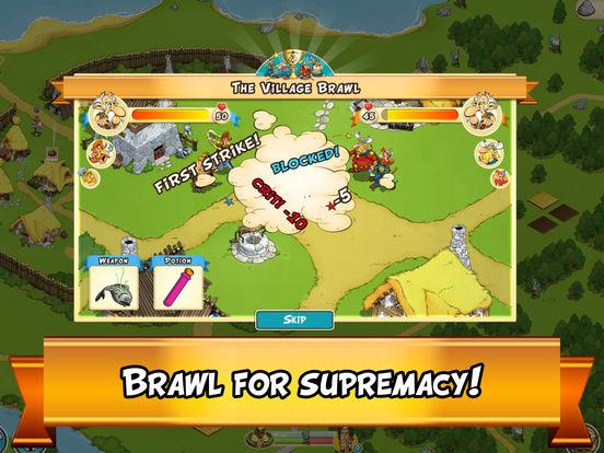 Asterix and Friends Screenshot