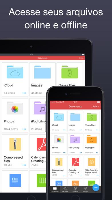 Screenshot do app PDF Expert 6 - Leia, edite, preencha e assine PDFs