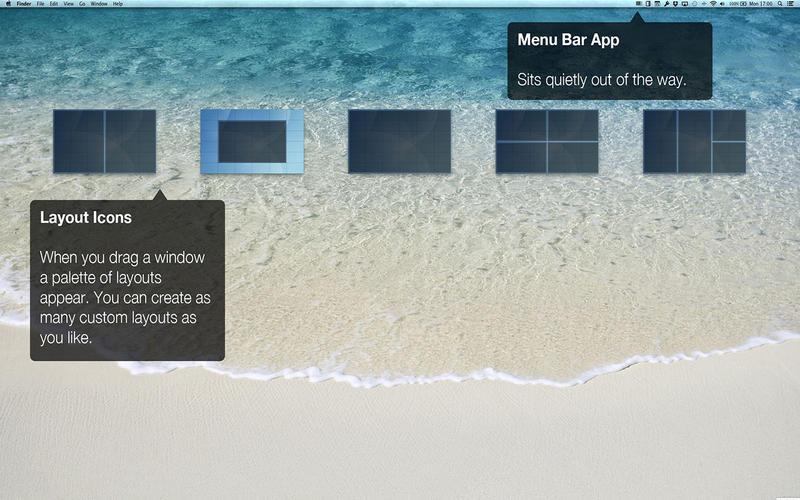 Window Tidy for Mac 2.1.4 破解版 – Mac上优秀的窗口控制增强工具