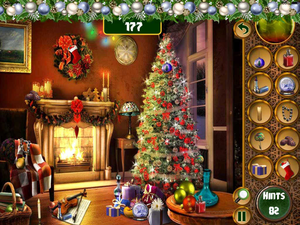 App Shopper Christmas Hidden Objects Free Games