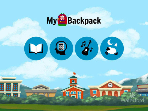 My Backpack – Waterford Learning by Waterford Institute- Review